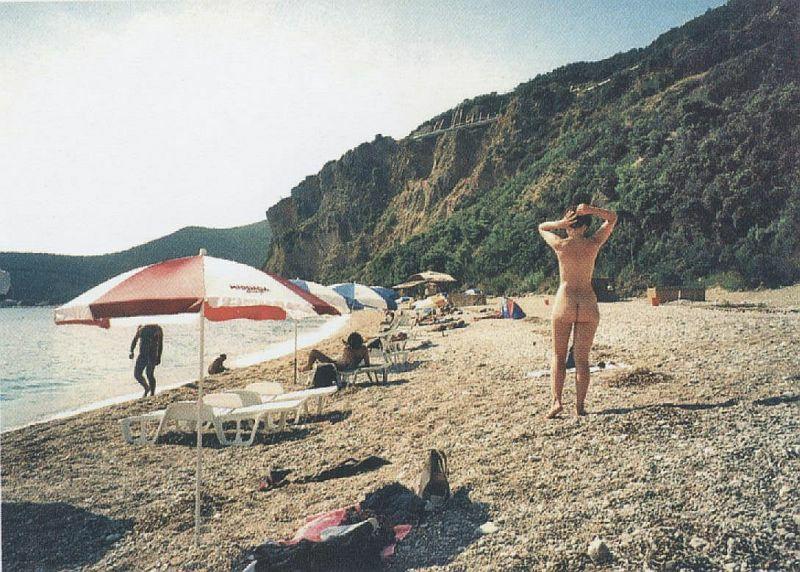нудисты черногории фото