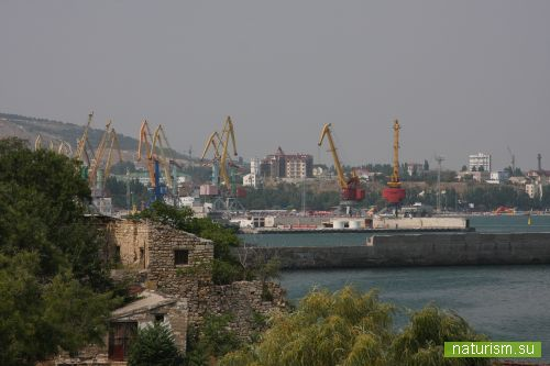 Крымские рассказы, глава 4